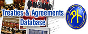Treaties & Agreements Database