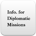 Info. for Diplomatic Missions